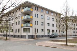Wohnpark in der Greizer Neustadt