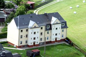 Wohnanlage Greiz-Kurtschau